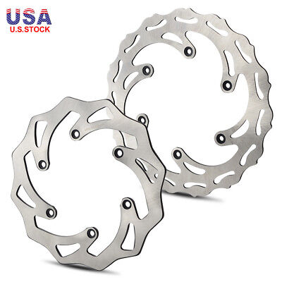 Brake Disc Front & Rear For KTM 125 250 350 450 530 SX/SX-F/XC/XCW/EXC/EXC-F