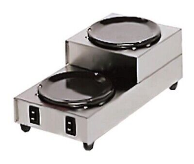 Newco 100308-1 N Decanter Warmer - 2 Tier **NEW** Authorized Seller