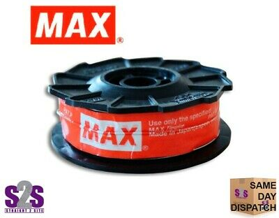 Genuine MAX Rebar Tie Wire Steel Coils ~ 1 Box ~ TW898, TW1525, TW897A, RB655