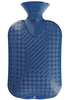 1¥n2   Plain Fashy Latex Free 2.0L Hot Water Bottle