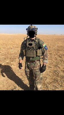 CRYE PRECISION CAGE Plate Carrier MARSOC DEVGRU RANGER SPECIAL ...