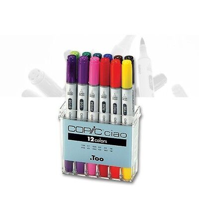 Copic Ciao 12er Set Copic 22075312 Layoutmarker