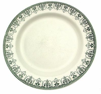 c1900 BWM & Co Cauldon Waller Pattern 7.75 Inch Plate