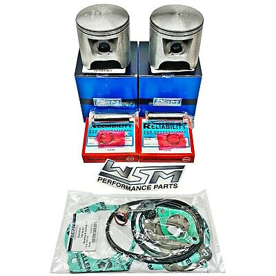 NEW WSM SEA-DOO 720 82mm STD TOP END REBUILD KIT 1995-2003 GS GTI LE GTS HX