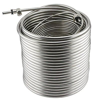 Stainless Steel Coil for Jockey Box - 120 Length