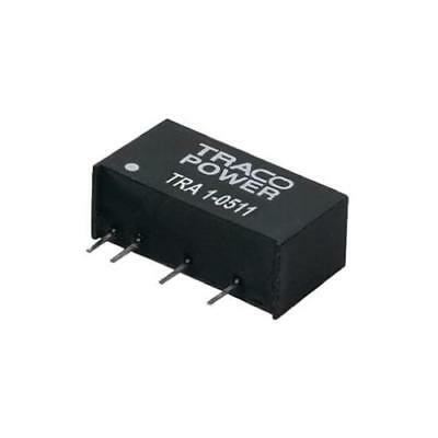 1 x TRACOPOWER DC/DC converter TRA 1-1213, 12Vin, 15Vout 67mA 1W