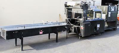 Extreme 16 Automatic Shrink Wrapper With Eastey Et2012 Heat Tunnel