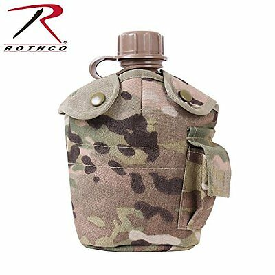 Multi Cam GI Style 1 Quart MOLLE Canteen Cover