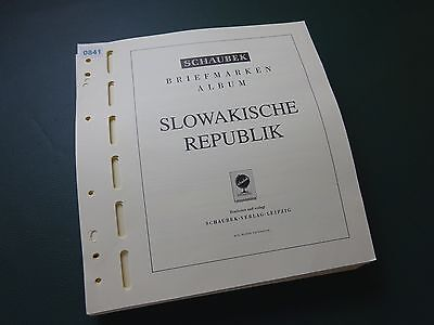 Slovakian 1993/2003 I Slovak Republic mostly overcomplete lots of Sheetlets