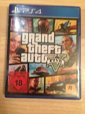 ps4 spiel grand theft auto 5 neuwertig eur 32 50. Black Bedroom Furniture Sets. Home Design Ideas