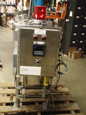 Northland Stainless Mixing Tank Approximately 50 Gallon Capacity