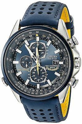 Citizen Men's AT8020-03L Blue Angels World A-T Eco-Drive Watch SHIPS FREE