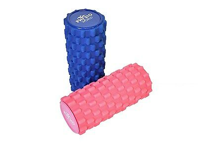 Foam Roller for muscle massage - trigger point therapy - PhysioWorld Grid Roller