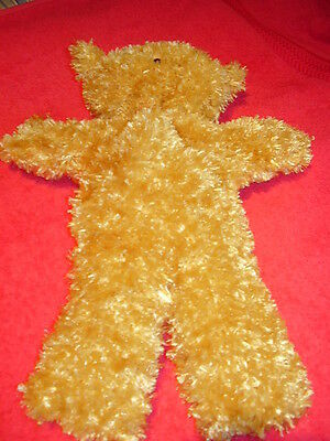 Easiest Ever Teddy Bear Knitting Pattern. Knitted In One Piece.. Pattern. Only