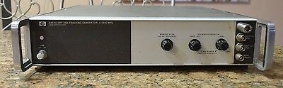 HP Agilent 8444A-OPT 059 Tracking Generator .5-1500MHz