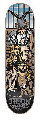 "Santa Cruz - Jessee Tribute 8.5"" Skateboard Deck"