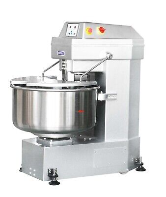 HOMAT Spiral Dough Mixer Capacity dough 265Lb(120kg)189liters 10hp Summer Sale !
