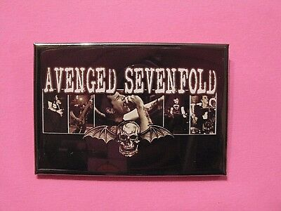Avenged Sevenfold Official 2003 Fridge Magnet Us Import Not Shirt Patch Cd Lp