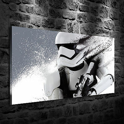 Star Wars Stormtrooper Oil Painting HD Print Wall Decor Art on Canvas Unframed