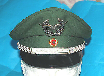 German Air Force Officers Cap With Cap Badges (F).