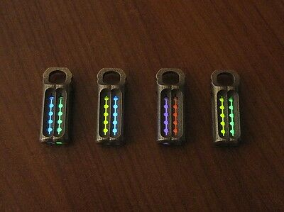 Tritium ''Guardian'' keychain locator - Double