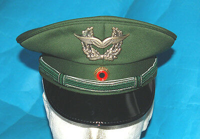 German Air Force Officers Cap With Cap Badges (G).
