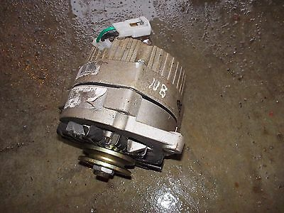 Ford 8N tractor 12V alternator assembly w/ belt drive pulley