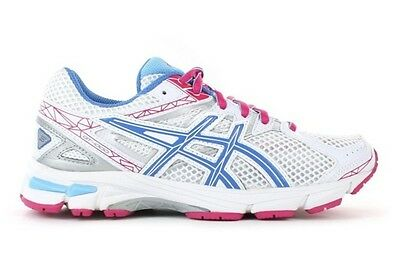 Asics GT 1000-3 Kids Running Trainers Shoes