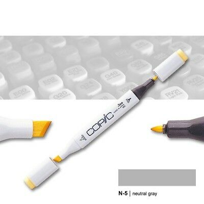Copic Marker N5 neutral gray Layoutmarker