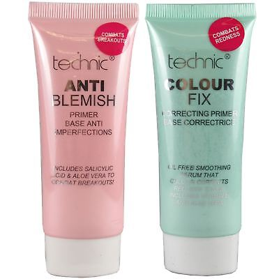 Anti Blemish Primer Colour Correcting Anti Redness Face Primer Stop Breakouts