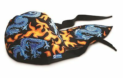 Genuine MILLER DRAGON BANDANA 230560 Doo Rag Head Threads FREE SHIP