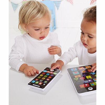 New ELC Boys & Girls Little Learning Phone Toy From 12 months letters & numbers