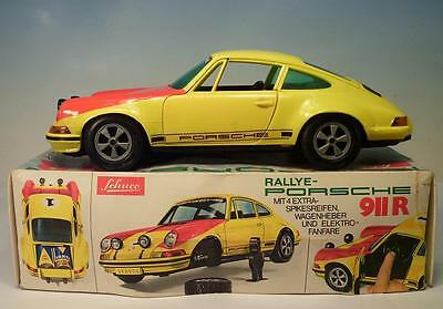 Schuco 356218 Porsche 911R Rallye  Martini/Shell in O-Box #774