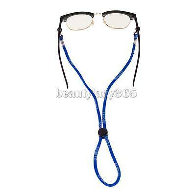 Blue Eye Glasses Strap Neck Cord Sports Eyeglasses Sunglasses String Holder