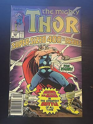 Thor (1st Series Journey Into Mystery) #400 VF Very Fine Marvel Comics Newsstand