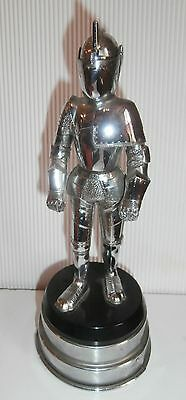estate/ vintage  old  armour  lighter .. music  box   working  condition