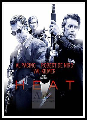 Heat  6 Poster Greatest Movies Classic & Vintage Films