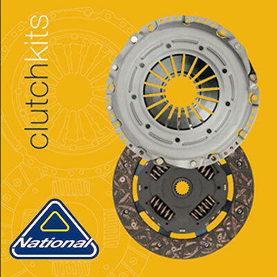 For Opel Astra 1.7 Dti 16V 2000-2005 National Clutch Kit 2 Piece