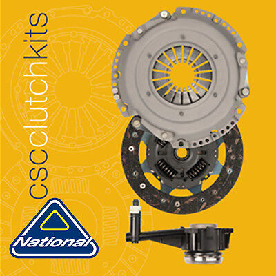 For Skoda Octavia 1.9 Tdi 1997-2006 National Clutch Kit 3 Piece Ck9678