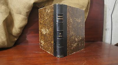 """20 Maps From """"Messages of Justus Perthes'"""" ** 1869 ** Old Rare Maps"""