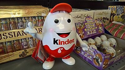 Kinder Surprise Mascot filled with 7 Surprise Eggs