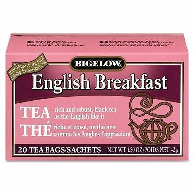 Bigelow English Breakfast Tea 15BG106ENG
