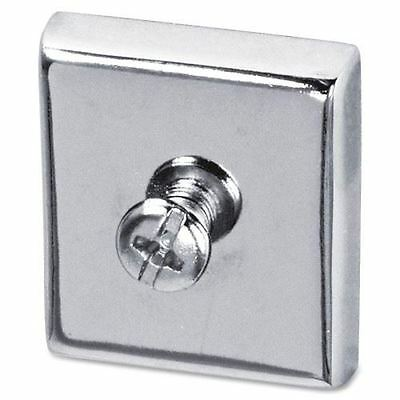 Lorell Large Heavy-Duty Cubicle Magnets 80675