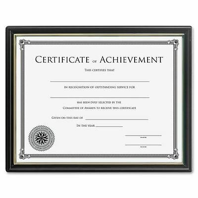 Lorell Ready-to-use Frame with Certificate of Achievement 31881