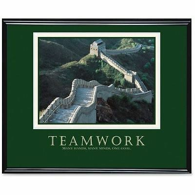 Advantus Teamwork Motivational Poster 78025