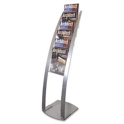 Deflect-o Contemporary Literature Floor Stand 693145