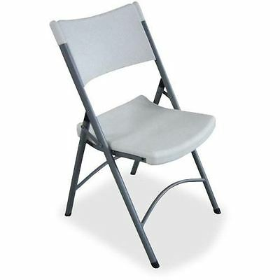 Lorell Heavy-duty Tubular Folding Chair 62515