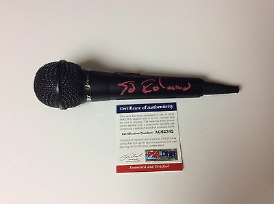 Collective Soul - Authentic Autographed Microphone - Ed Roland