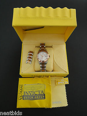 Preowned Broken Invicta Watch For Parts
