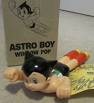 New In Box Vintage Astro Boy Window Pop Horizon 1988 Japan